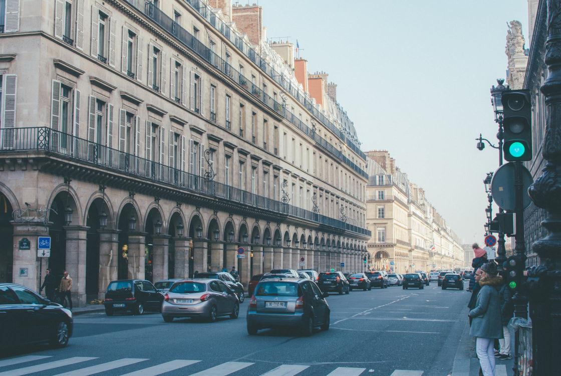 paris rue demanagement