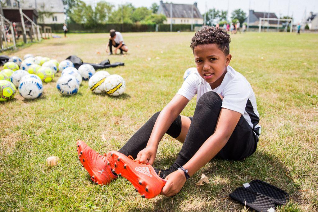 foot breizh academie preparation entrainement